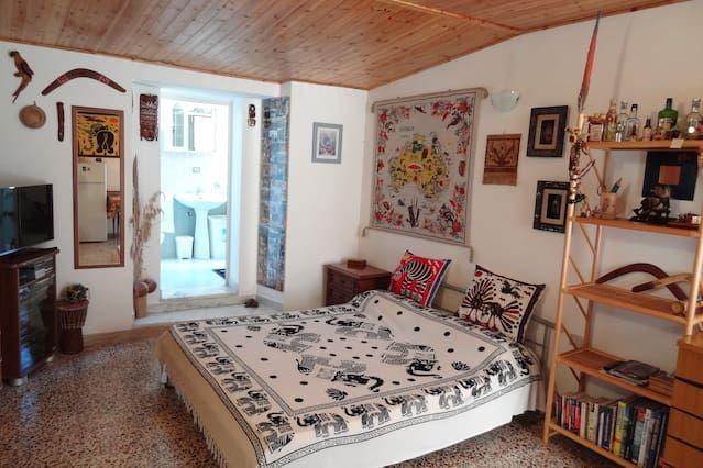 Alojamiento para 2 huéspedes en Pizzo