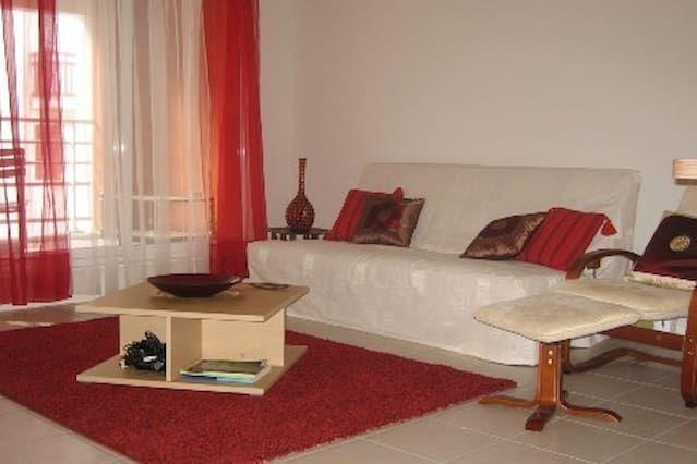 Alojamiento maravilloso de 2 habitaciones