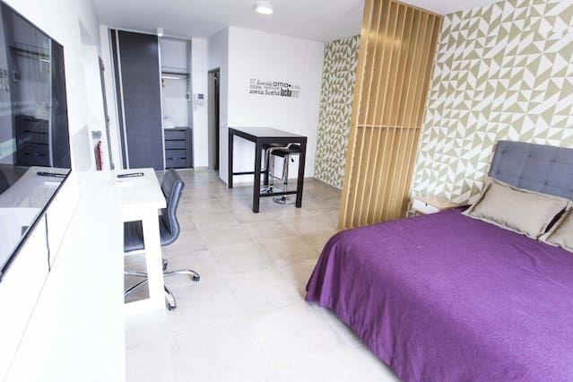 Apartamento popular de 3 m²