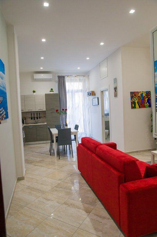 Appartamento DELUXE in pieno centro a Salerno