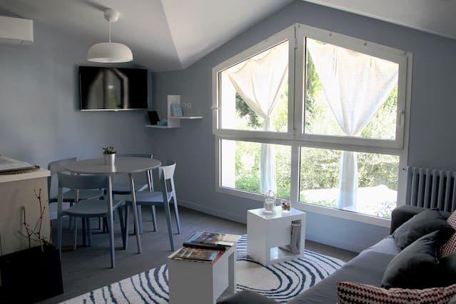 Apartamento cómodo de 1 habitación