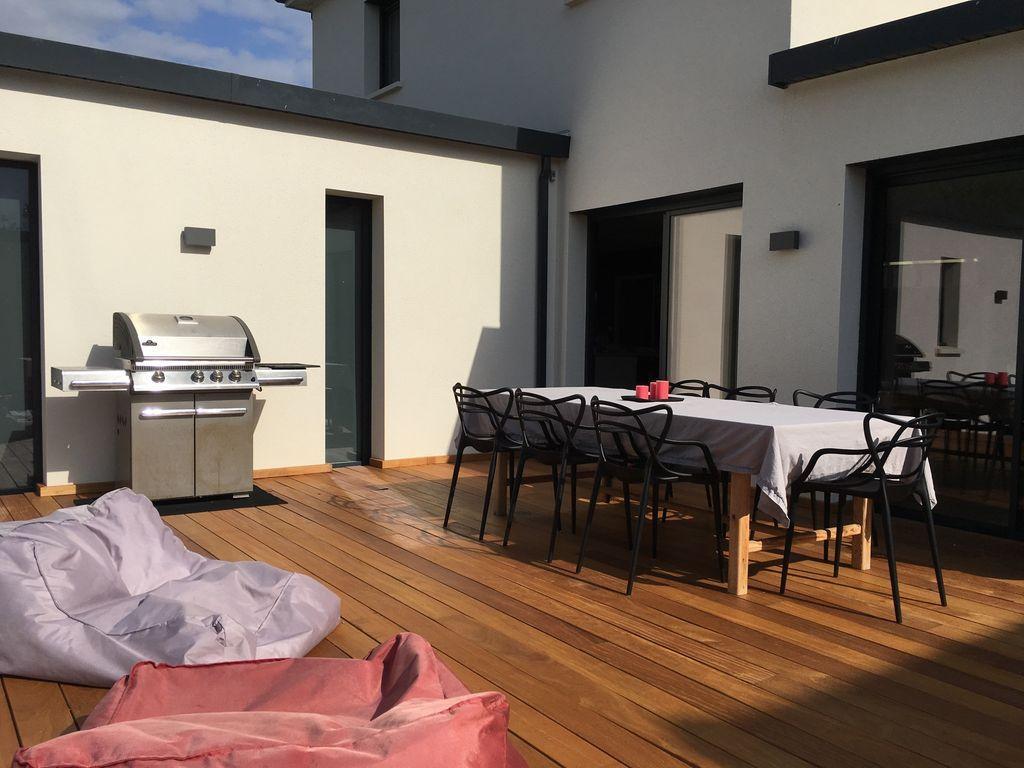 Casa de 150 m² para 11 huéspedes