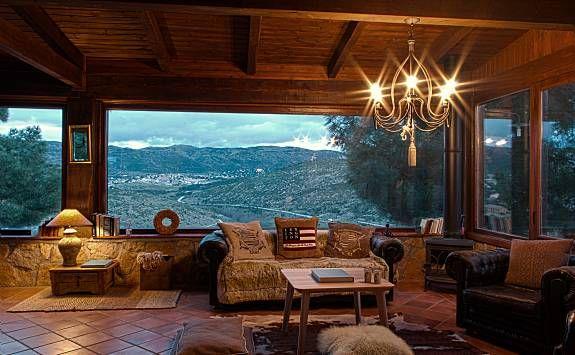 Villa Saint Bernard. Encanto en Robledo de Chavela