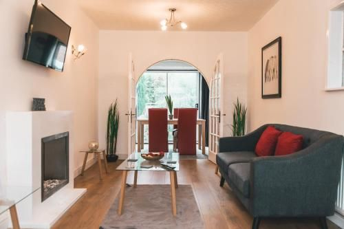 Holiday rental in Birmingham with 1 room