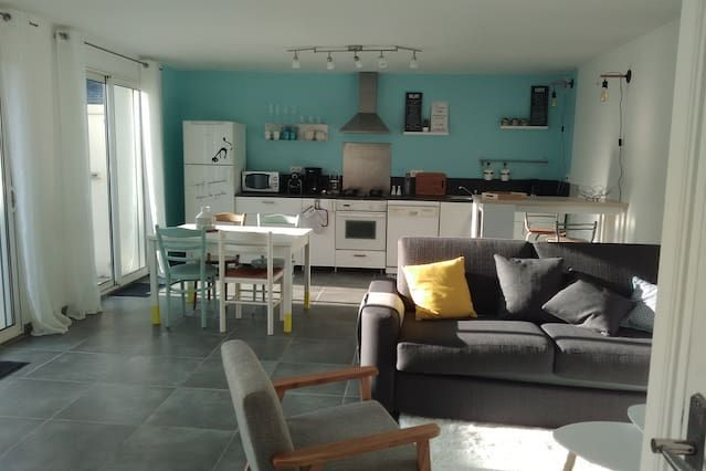 Residencia de 50 m²