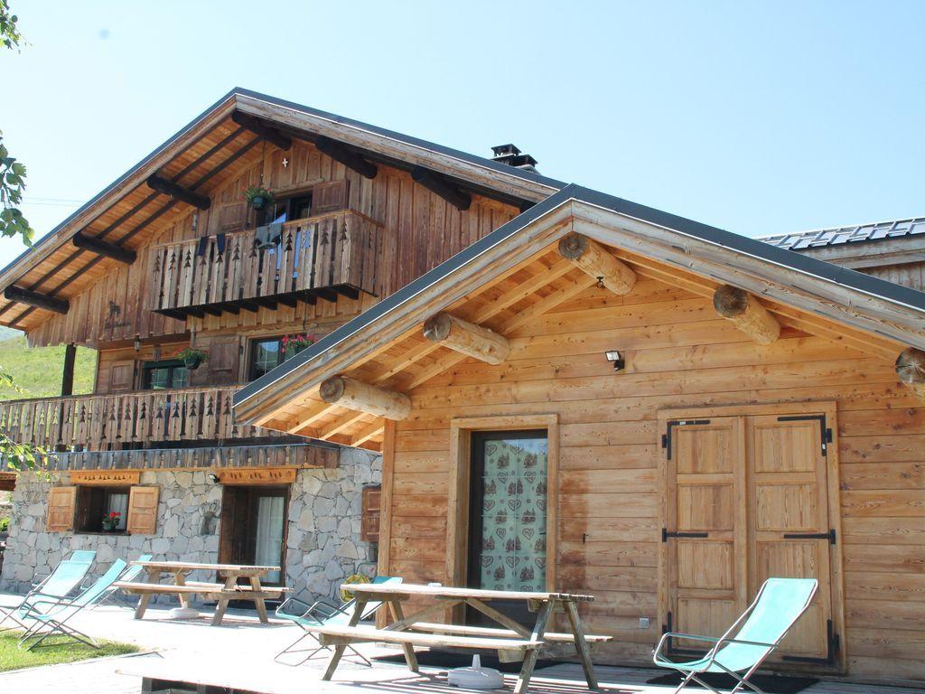 Alojamiento en La toussuire de 4 habitaciones