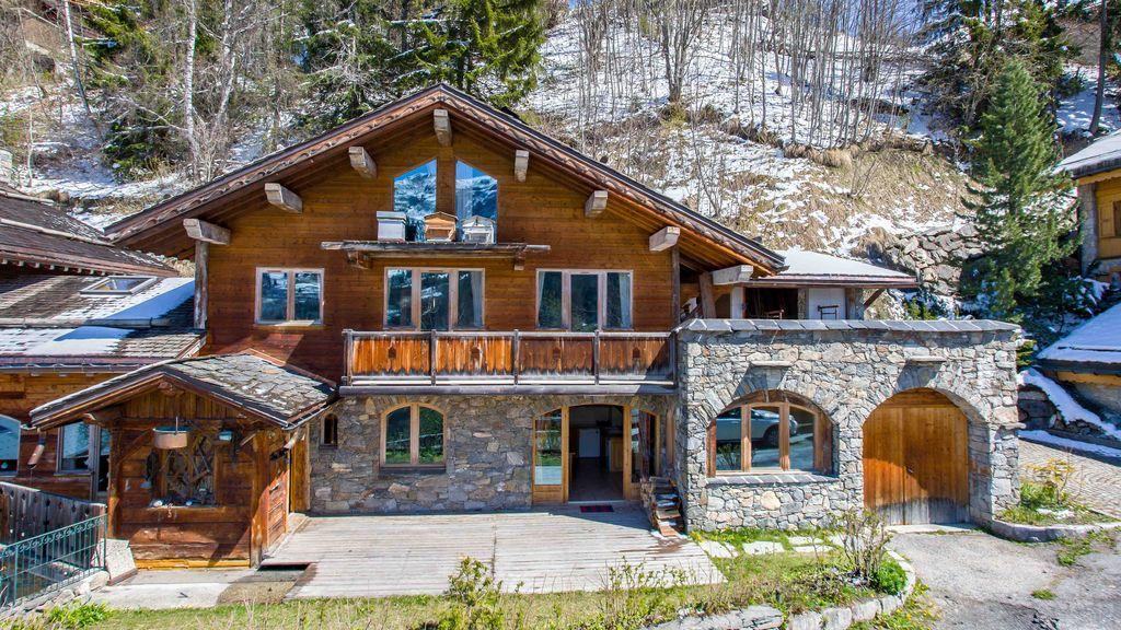 Casa de 150 m² en Les allues
