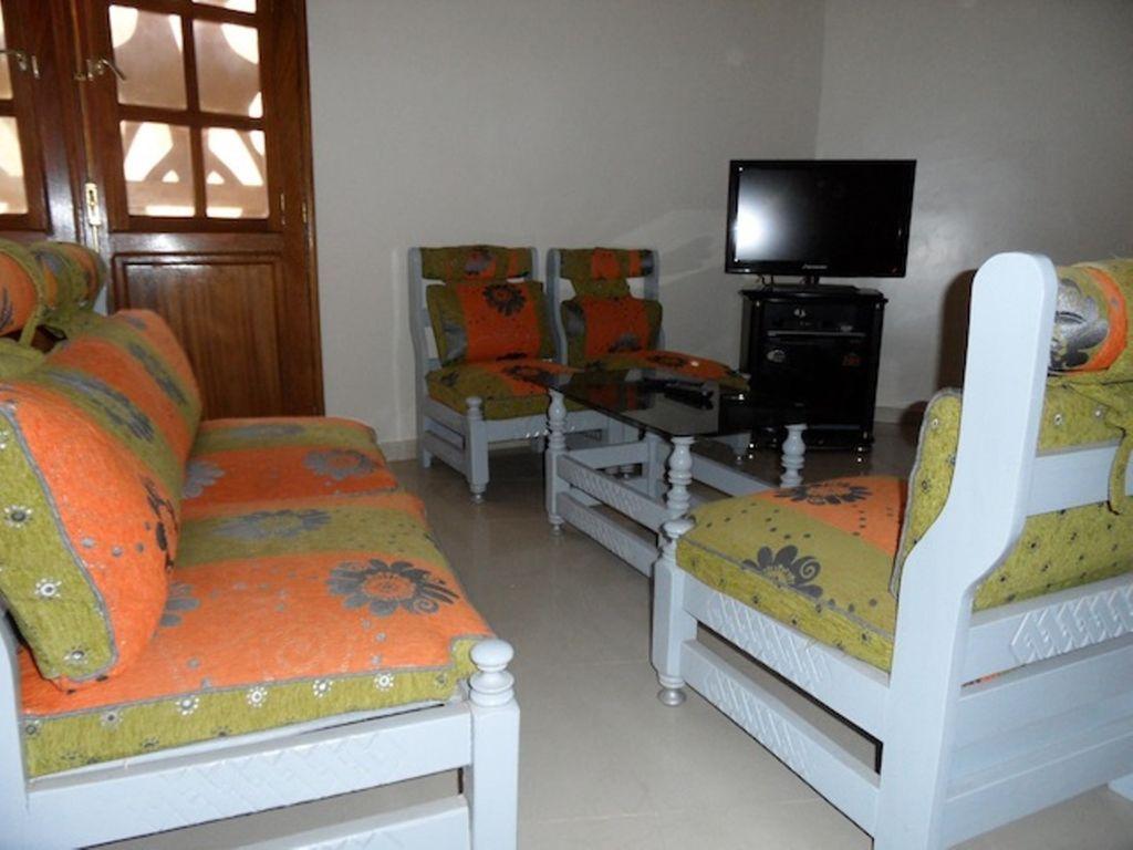 Alojamiento funcional de 2 habitaciones