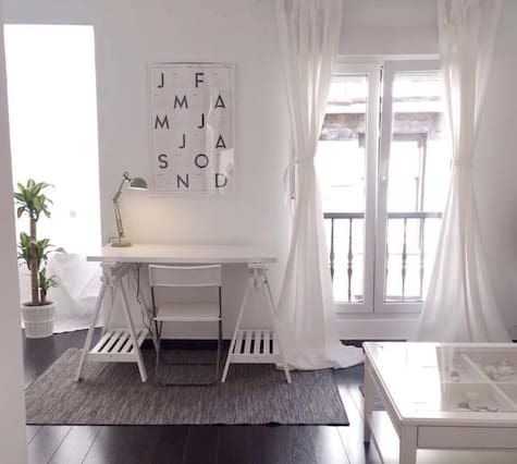 Interesante residencia en Santander