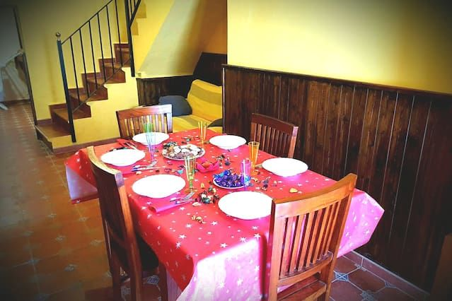 Residencia en Chulilla para 4 huéspedes