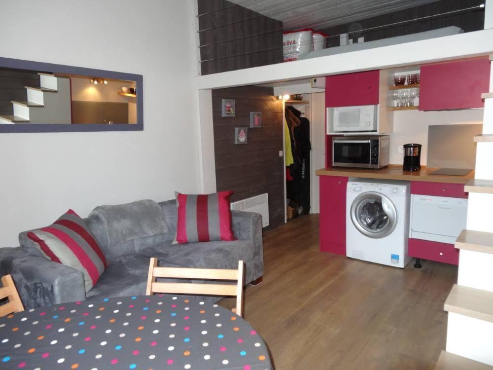 Appartement à Cauterets avec balcon