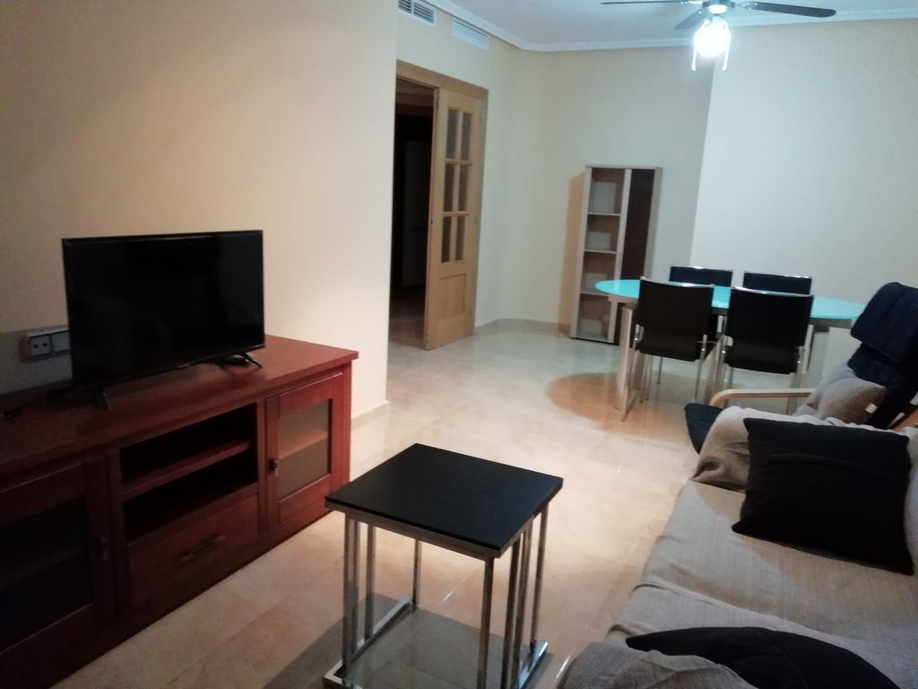 Apartment with balcony for 4 guests