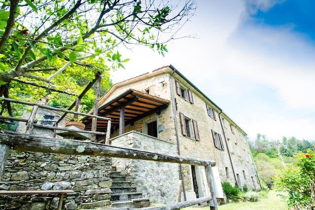 Alojamiento de 3 habitaciones en Farnocchia
