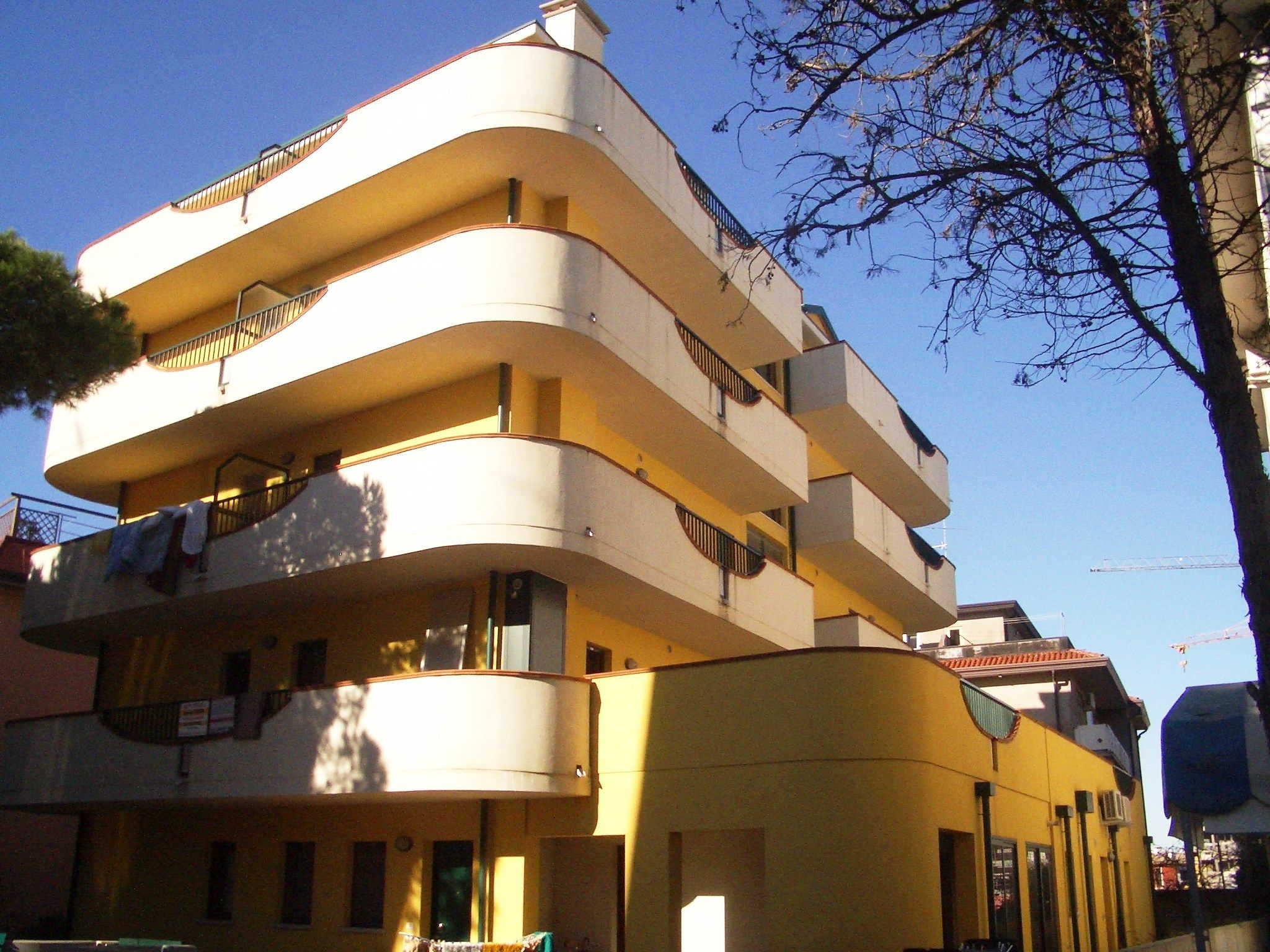 Casa vacacional en la residencia Mediterraneo