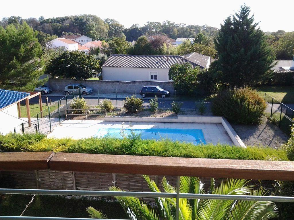 T2 apartamento con vistas a la piscina