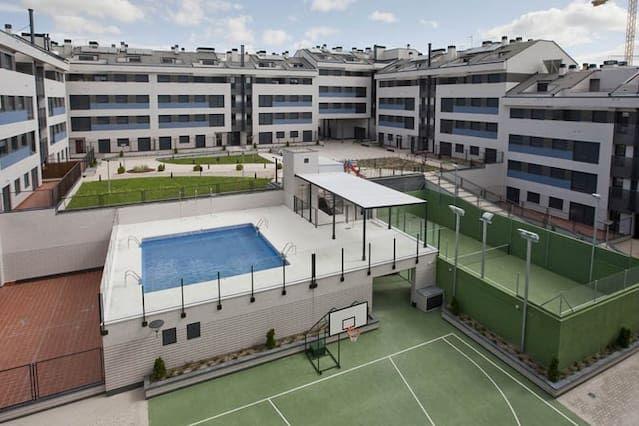 Parque Warner Madrid  apartamento lujo