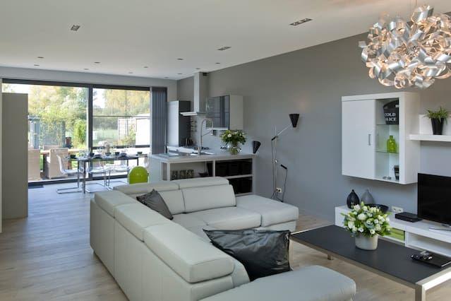 Provista vivienda de 160 m²
