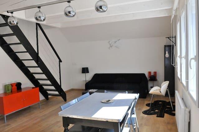 Appartement extraordinaire avec 1 chambre