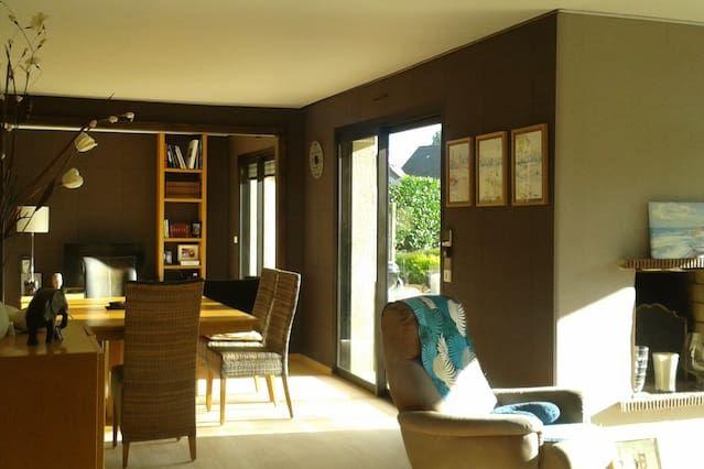 Casa práctica de 150 m²