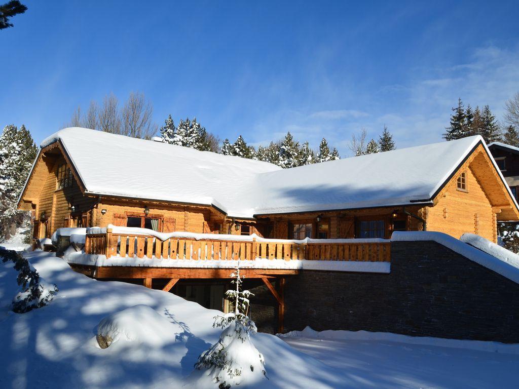 Residencia maravillosa de 11 habitaciones