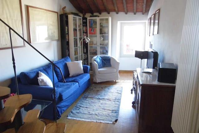 Panorámica casa de 1 habitación
