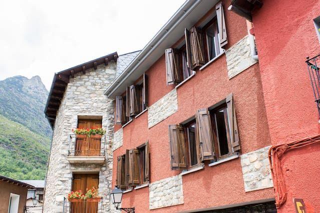 Vivienda para 8 personas de 5 habitaciones
