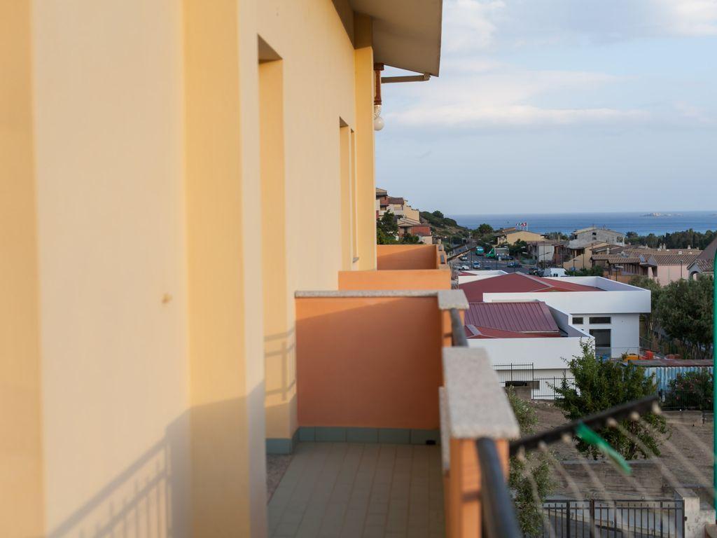 Appartamento con balcone di 105 m²