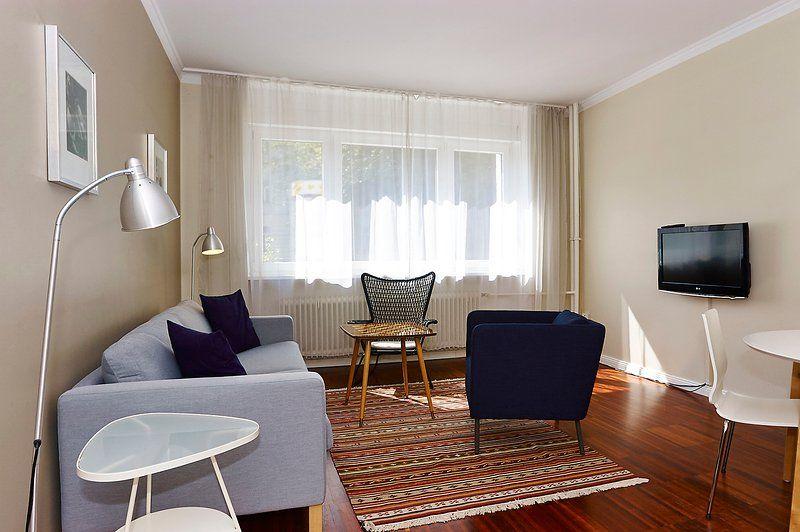 Fonctionnel appartement
