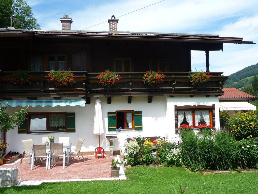 Ferienunterkunft in Schönau am königssee mit 1 Zimmer