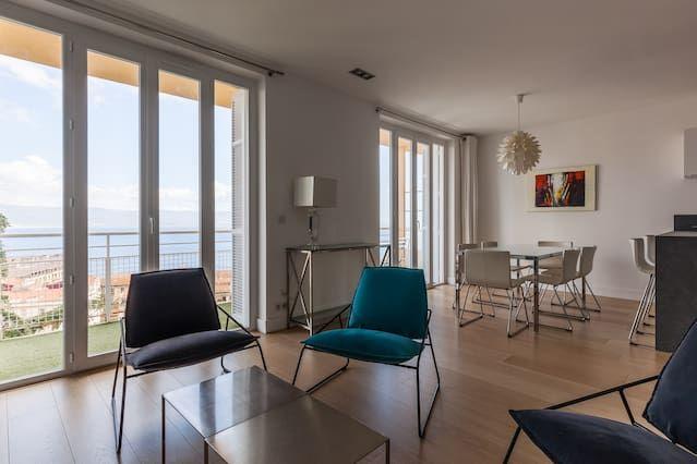 Apartment in Ajaccio für 6 Gäste