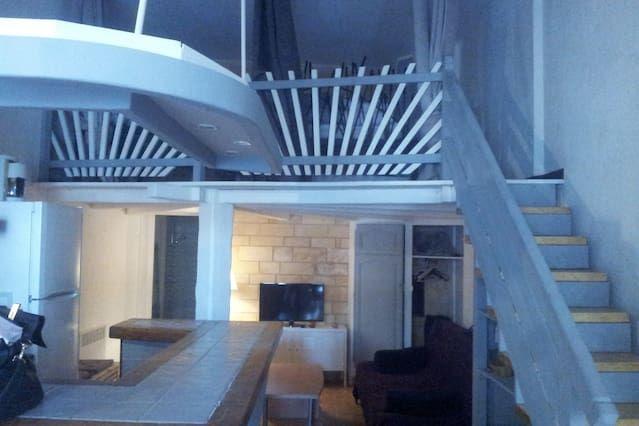 Attractif logement de 42 m²