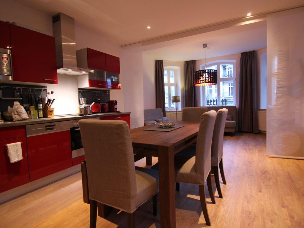 Apartment auf 78 m² in Heringsdorf