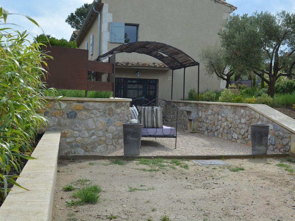 Alojamiento popular en Aureille