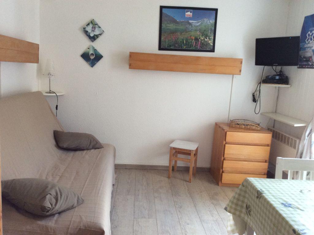 Estupendo piso en Tignes val claret