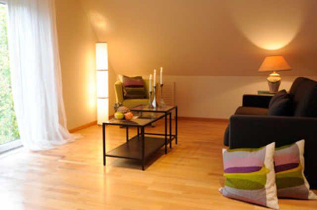 Dotado piso para 2 huéspedes
