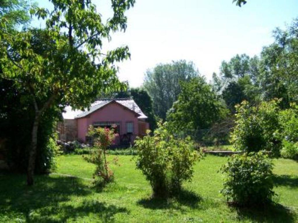 Casa con jardín para 5 personas