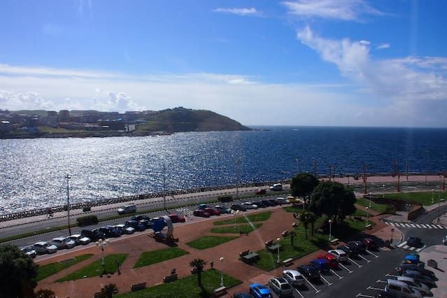 Ferienwohnung mit Wi-Fi in A coruña