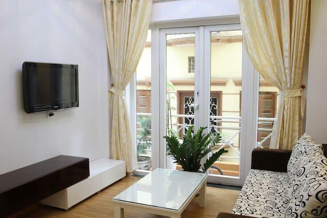 Modern Apartment in Central Hanoi