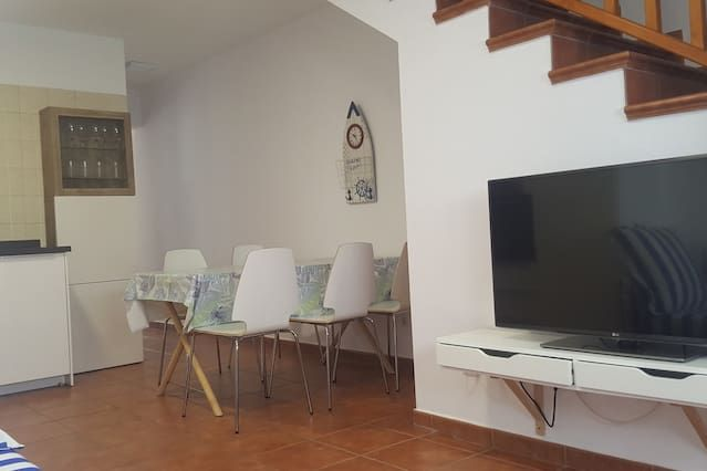 Alojamiento atractivo en Famara