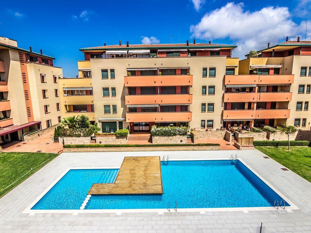 Apartamento hogareño en Lloret de mar de 70 metros