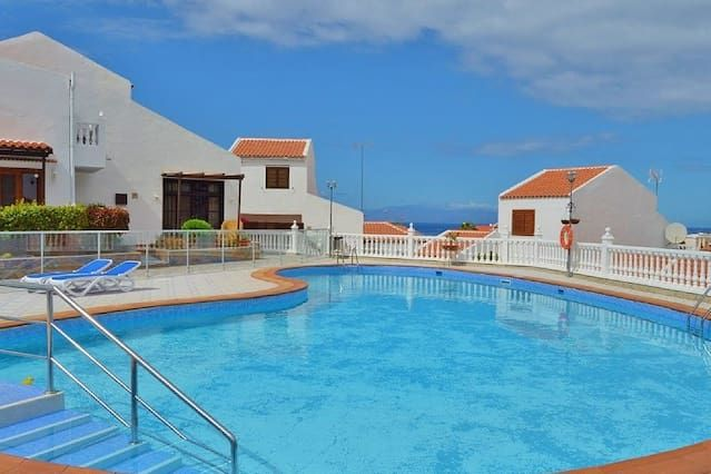 Atractiva residencia en Adeje