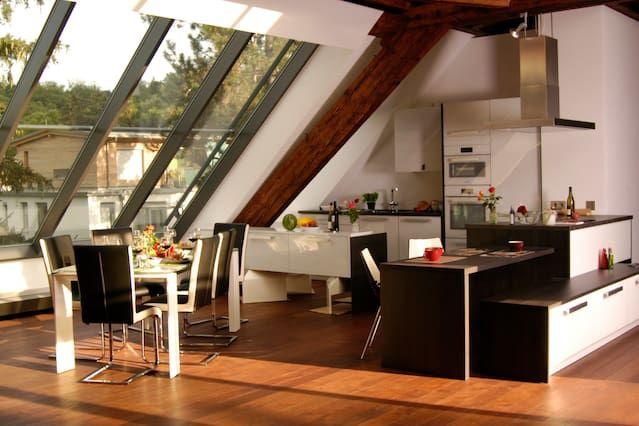 Apartamento en Baden-baden con balcón