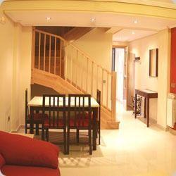 Provisto piso para 4 personas