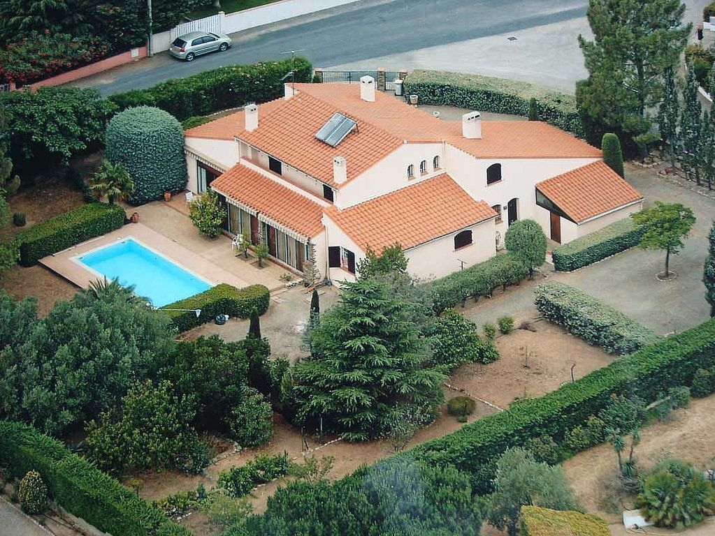 Encantadora casa para 8 personas