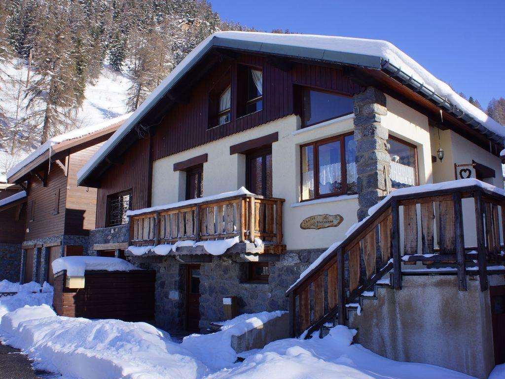 Alojamiento en Savoie con jardín