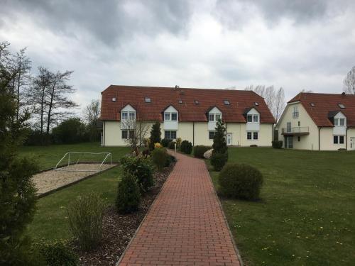 Mit Ausblick Ferienunterkunft in Gollwitz
