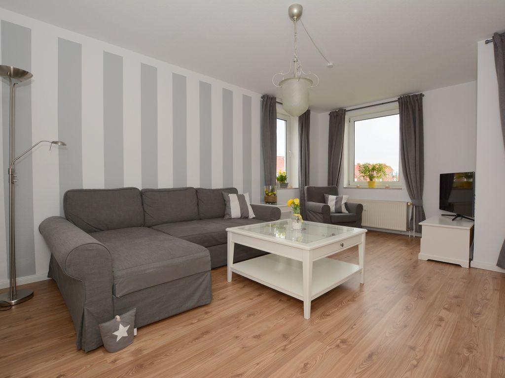 50 m² flat in Boltenhagen