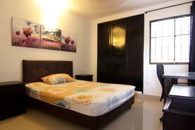 Genial alojamiento de 2 habitaciones