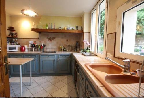 Práctica casa en Bennecourt
