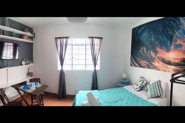 Mini apartment in La Condesa